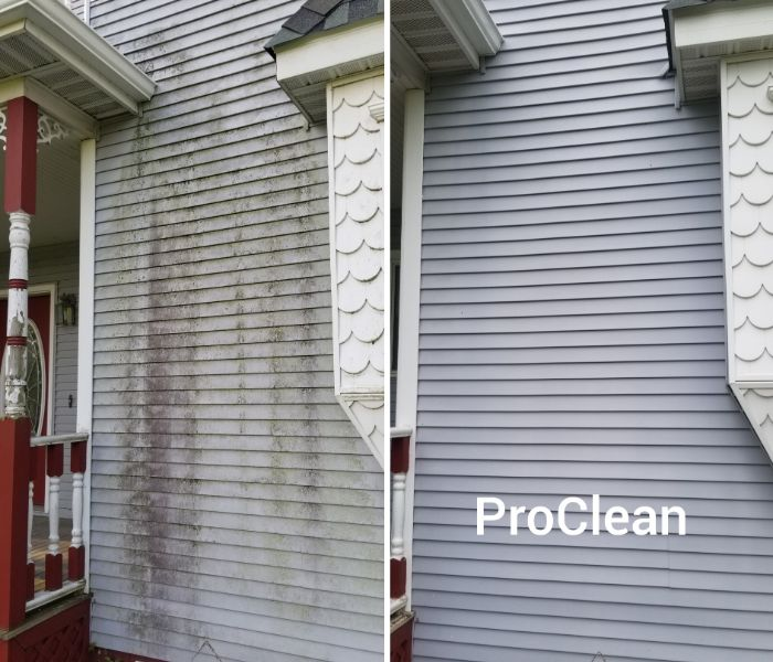 exterior house cleaning West Bloomfield MI